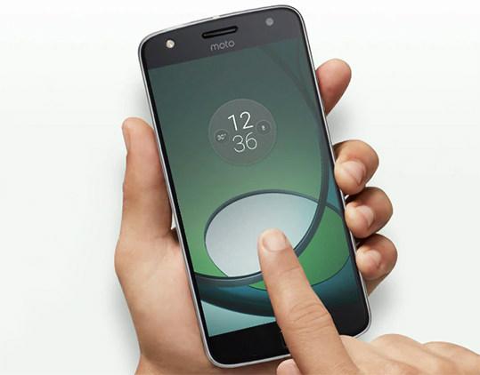 Lenovo Moto Z Play 4G Phablet