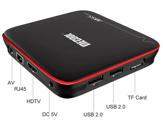 Mecool M8S PRO W Smart TV Box