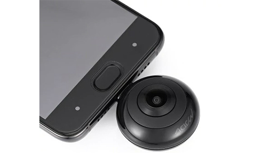 Mini Panoramic Camera for Android
