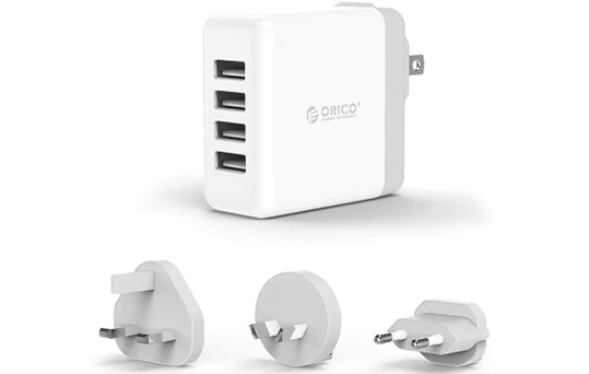 ORICO DSP USB Power Adapter Wall Charger