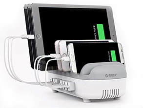 ORICO Multifunctional Charging Stand Station White