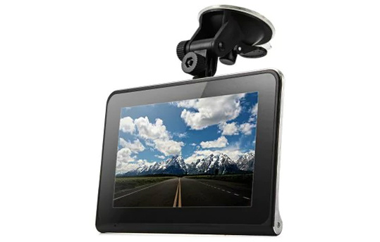 Q800-16GB-AVIN Camera GPS 3D Navigation