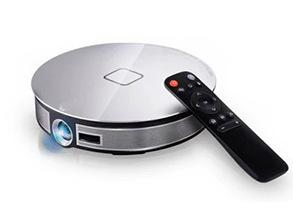 RK3368 C2 WiFi Smart DLP Projector White