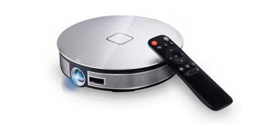 RK3368 C2 WiFi Smart DLP Projector