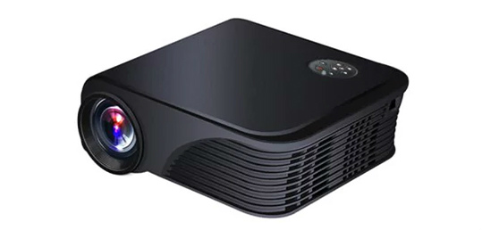 S320 Budget LCD Projector Home Theater