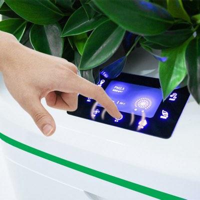 Smart Forest Air Purifier
