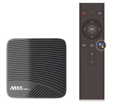 Smart TV Box M8S