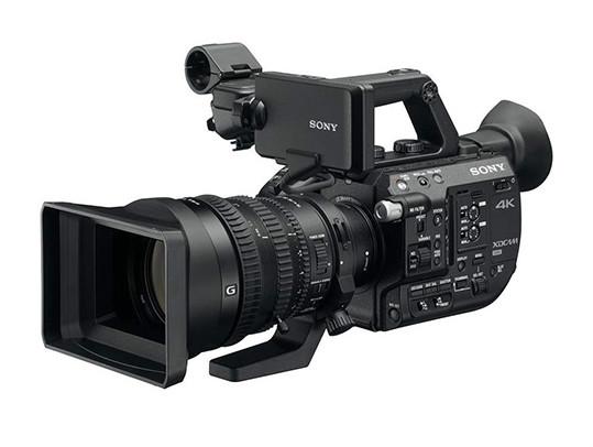 Sony PXW-FS5 4K XDCAM Camera System
