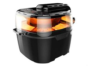 Tredy HD15 Electric Air Fryer Black