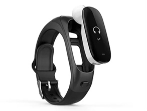 V08 Smart Bracelet Smartband Black