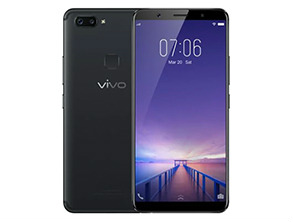 Vivo X20 4G Phablet Black