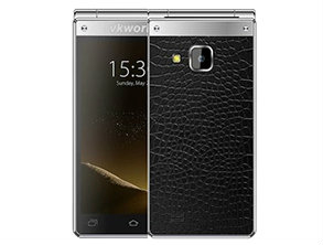VKworld T2 Plus 4G Smartphone Silver