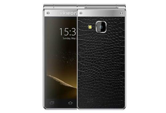 VKworld T2 Plus 4G Smartphone