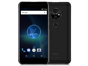 VOGA V 4G Projector Phablet Black