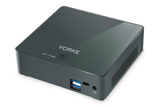 VORKE V2 Plus Mini PC TV Box