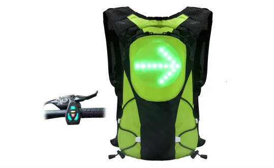 Wireless control Safety Backpack