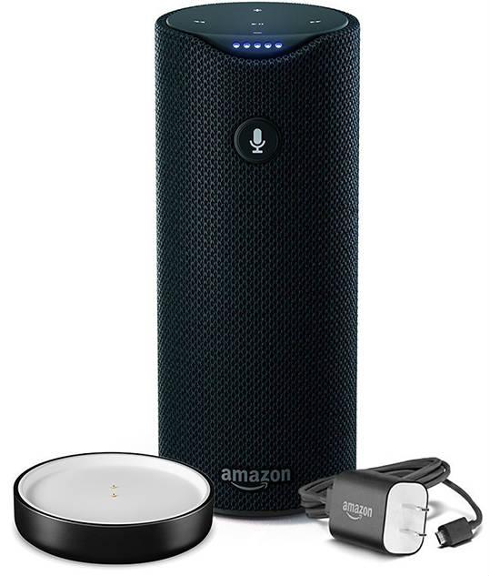 Amazon Tap - Alexa-Enabled Portable Speaker