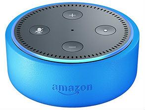 Echo Dot Kids Edition Smart Speaker Blue