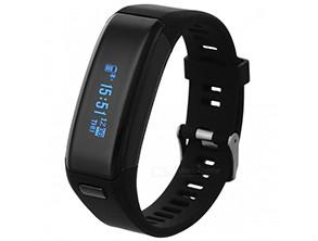 F1 Tech Watch Smart Bracelet Black