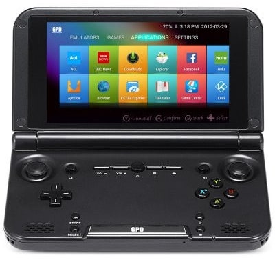 GPD XD Plus Game Console