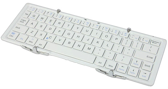 HB066 Foldable Wireless Keyboard