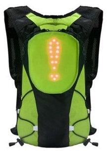 LED Light Backpack for road
