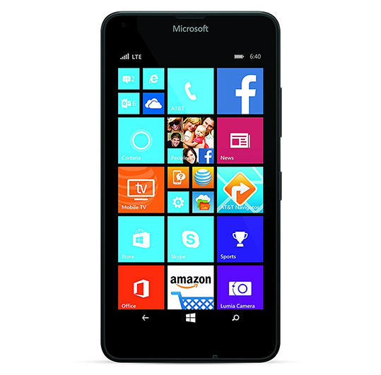 Microsoft Lumia 640 Phone