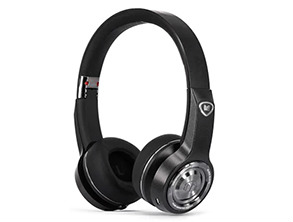 Monster Element On-ear Headphones black