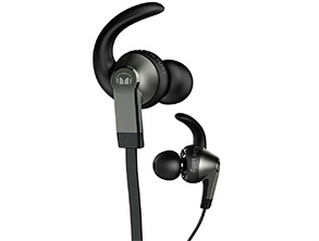 Monster iSport Stereo Sports Earbuds Black