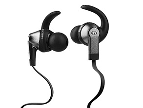 MONSTER Isport Victory Sports Earbuds Black
