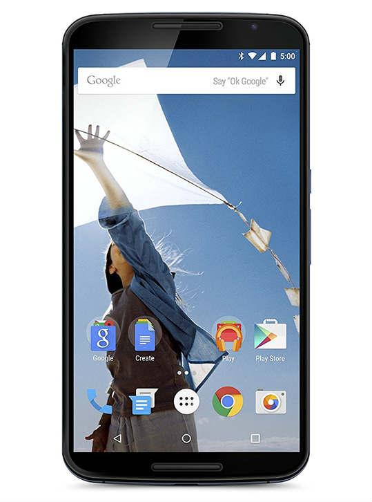 Motorola Nexus 6 Unlocked Smartphone
