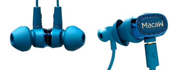 Neckband Bluetooth Headphones