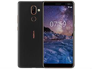 Nokia 7 Plus 4G Smartphone Black