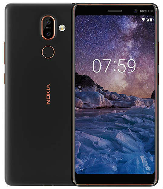 Nokia 7 Plus 4G Smartphone
