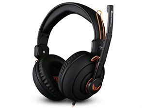 OVANN X7 Professional Gaming Headsets Black