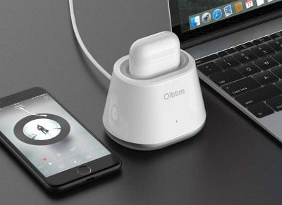 Portable Charging Dock Stand For AirPods