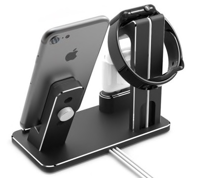 Stand for iPhone, AirPods, iWatch