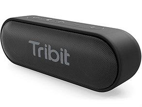 Tribit XSound Go Portable Bluetooth Speaker Black