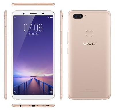 VivoX20 4G Phablet Global Version