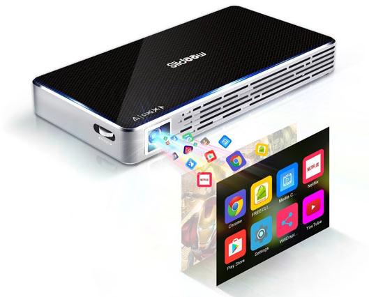 Big Screen HD 1080p Pocket Projector