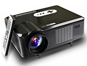Excelvan CL720D LED Projector Home Theater