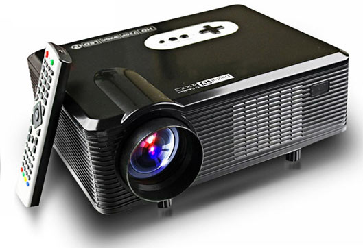 Excelvan Projector Home Theater