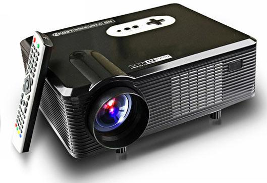 Excelvan Projector Home Theater