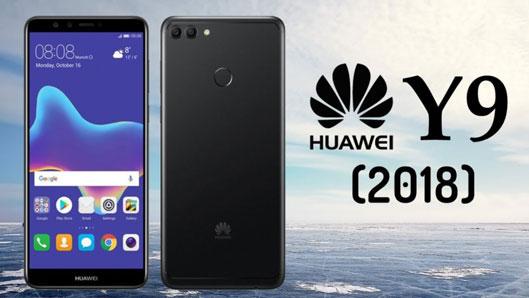 Global Version New 2018 HUAWEI Y9 Phablet