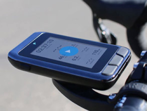 GPS Gadget for Cycling Lovers