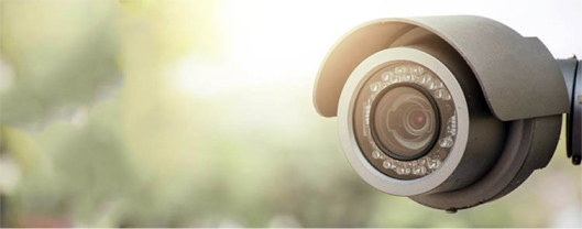 how to solve issues with CCTV cameras
