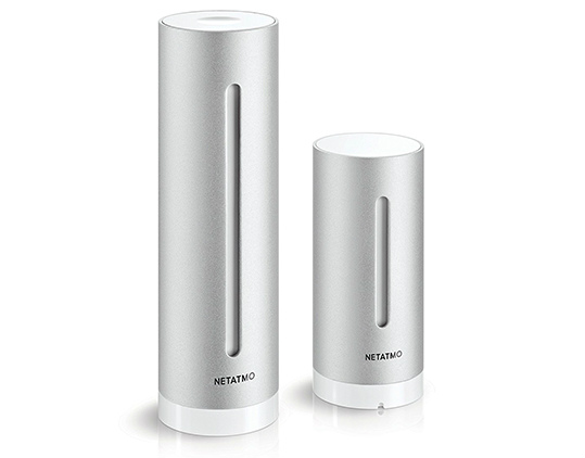 Netatmo Weather Station Indoor Outdoor