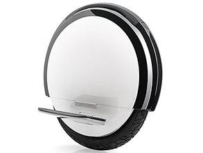 One Wheel Self Balancing Personal Transporter White