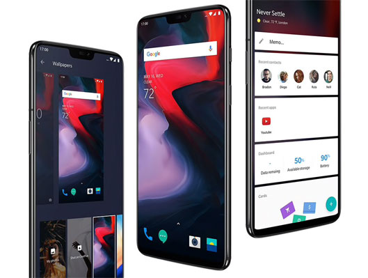 OnePlus 6 4G Phablet Global Version