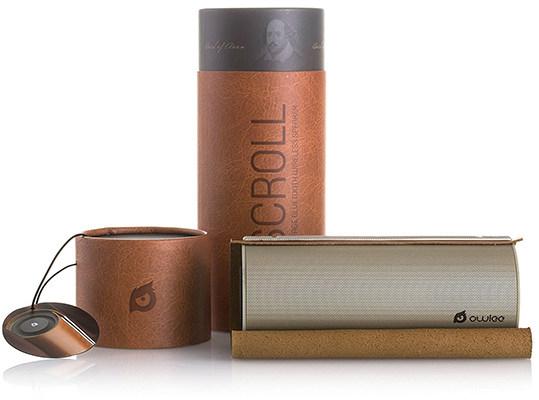 Owlee Scroll Premium Portable Speaker